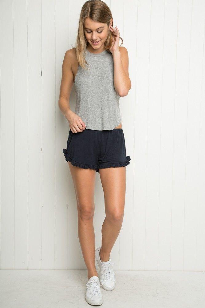 Brandy ♥ Melville | Vodi Shorts - Shorts - Bottoms - Clothing