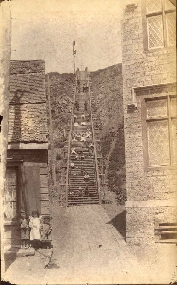 Escalier Casse Cou