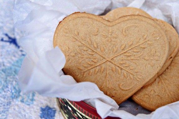 Beautiful Brown Sugar Molded Cookie Recipe | Simple Bites