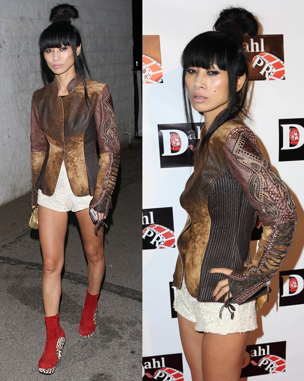Bai Ling at the 29000 Wishes. 1 Regret premiere at the Arena Theatre in Los Angeles on August 19, 2013