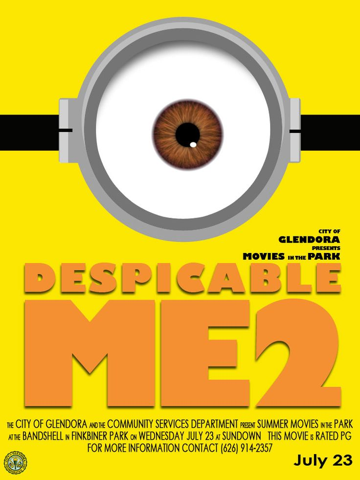 2014 Summer Movie in the Park | Despicable Me 2