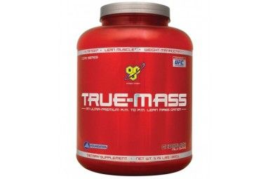 BSN TRUE-MASS 5.57lbs + Free Protein Bar Price: WAS £81.59 NOW £49.99