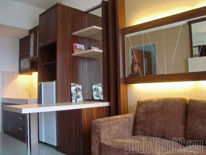 Design Interior Furniture Apartemen Minimalis