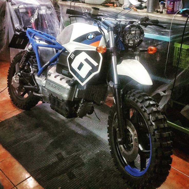 17 Best Images About BMW K100 Mods On Pinterest