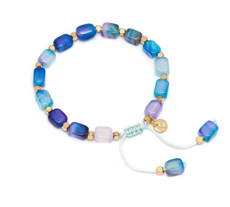 Lola Rose Starla Bracelet Black Rock Crystal 3u35CX