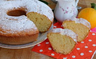 Ricette Kenwood Cooking Chef: Ciambellone al latte con il Kenwood Cooking Chef