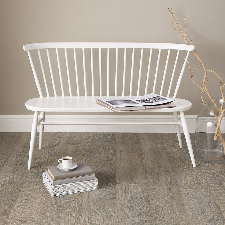 Ercol Love Seat White Ercol Furniture The White