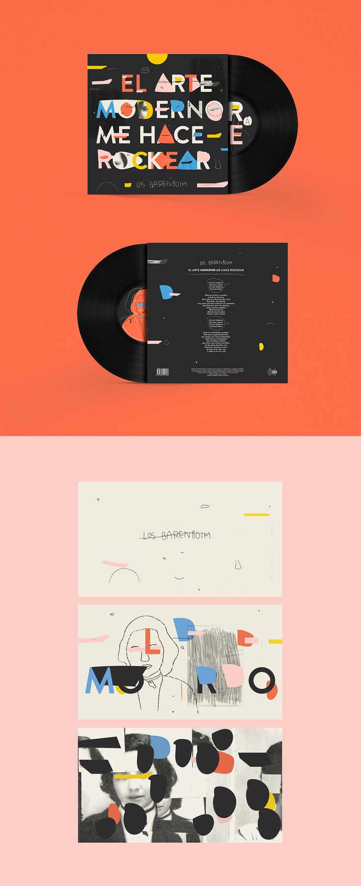 Música para los ojos on Behance
