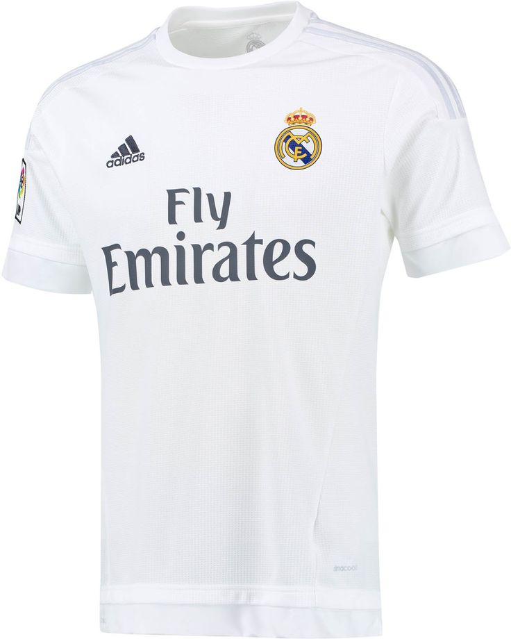 Authentic Adidas Junior Real Madrid Home Jersey 2016. Find this Pin and  more on Nike Soccer ...