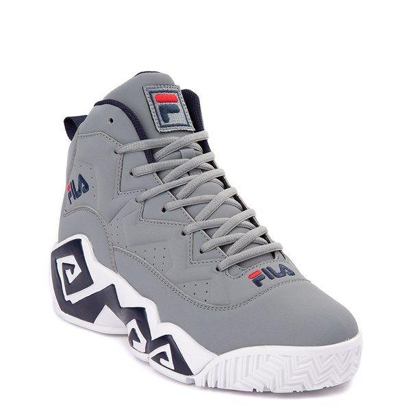 Mens Fila MB Athletic Shoe - Gray