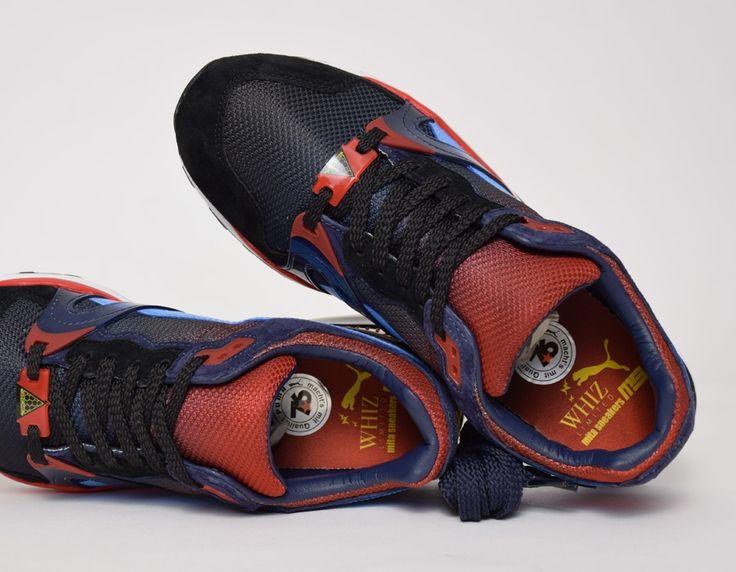 #Puma Trinomic XT2 #Whiz #MitaSneakers #sneakers