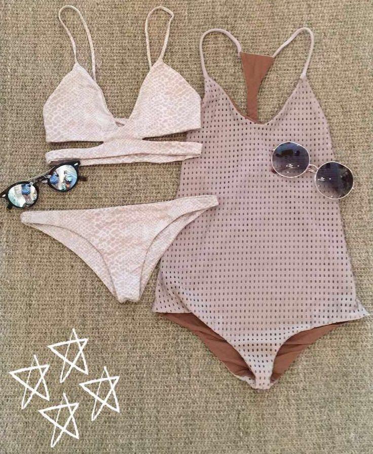 Acacia Swimwear 2017 | Nic del Mar