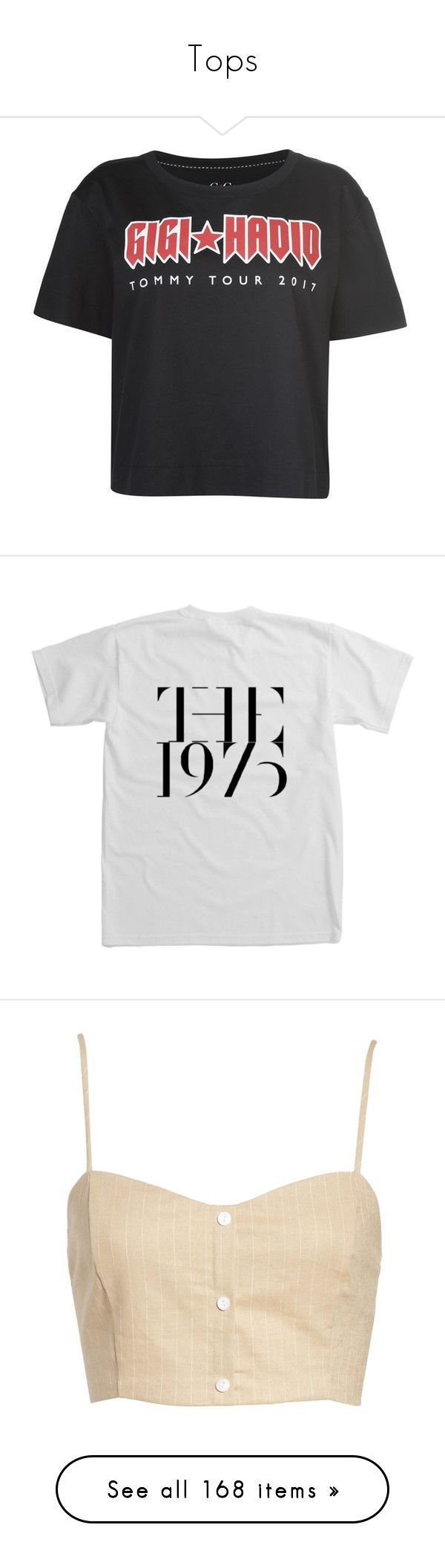 Black keys t shirt etsy -  Tops By Still Get Butterflies Liked On Polyvore Featuring Tops