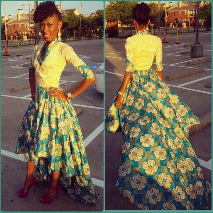 African dress Check out Latest Ankara Styles and dresses >> http://www.dezangozone.com/