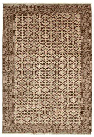 Turkaman-matto 197x285