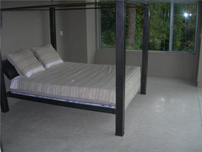 Heated, White  Concrete Floors  A. Pellizzari & Company Inc.  Palo Alto, CA
