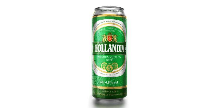 Новая Hollandia | Пресс-центр | Московская Пивоваренная Компания