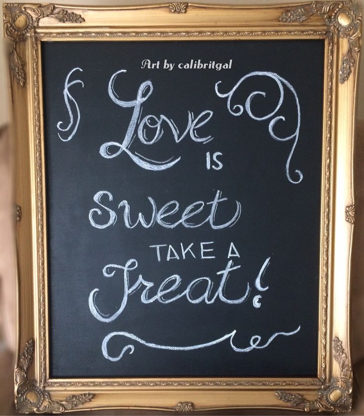25+ Best Ideas About Anniversary Chalkboard On Pinterest