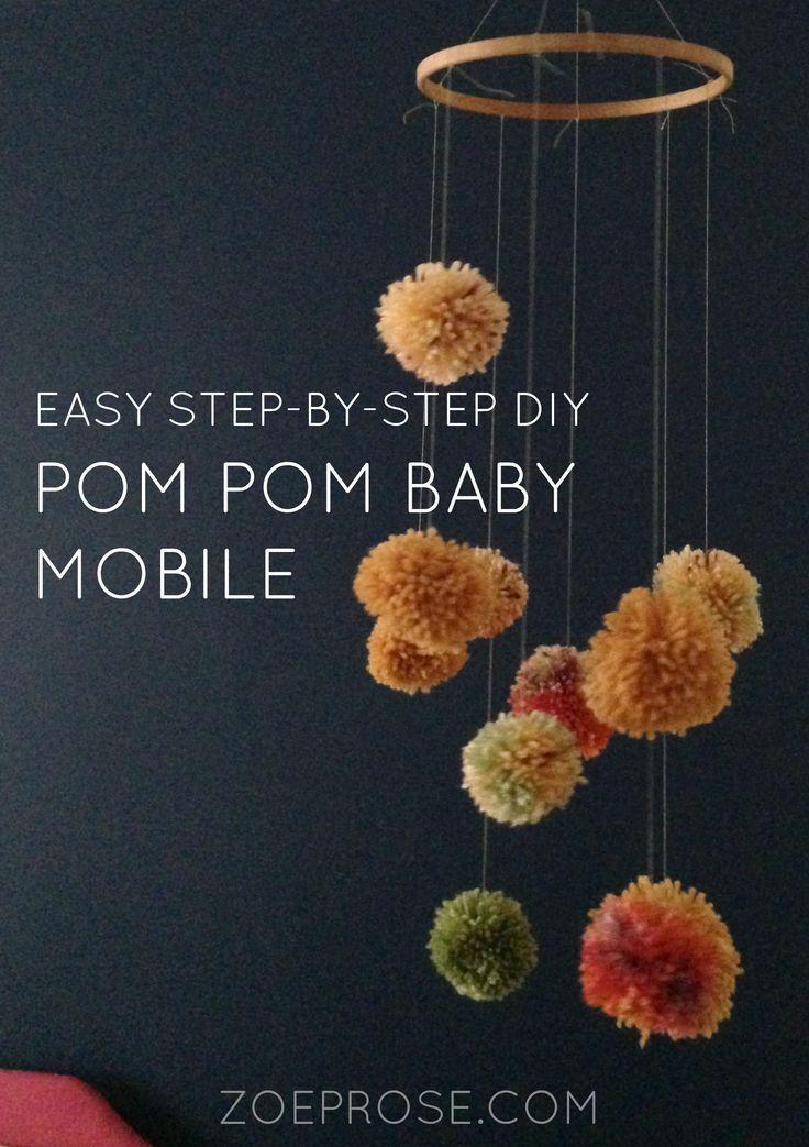 Bébé bricolage mobile