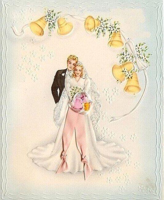 Открытки с днем свадьбы на немецком языке, красная горка