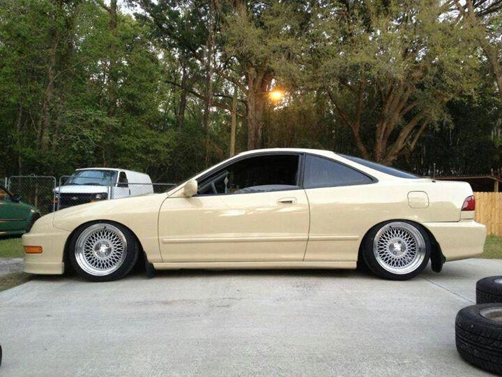 Beige Acura Integra #Acura #JDM #Rvinyl U003du003du003du003du003du003du003d · Honda CarsDream ...