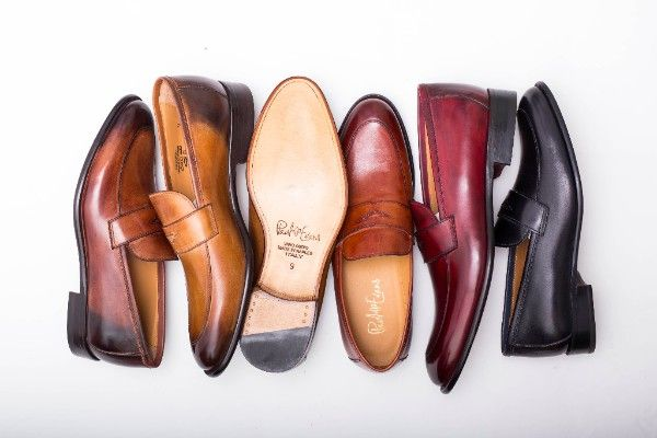 Paul Evans - Understated Luxury - Handmade Italian Penny Loafers - Step Up Your Shoe Game & Get FREE International Shipping, Returns + 365-Day Return Policy