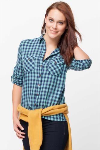 Gömlek - Kareli Gömlek