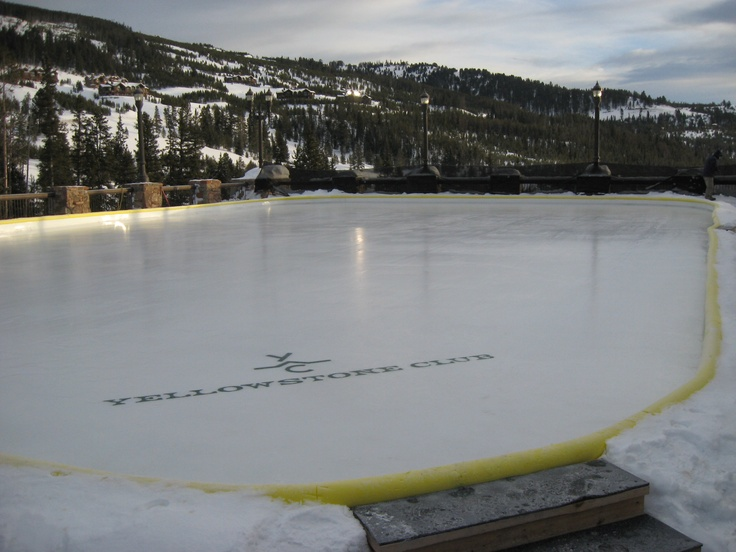 The NiceRink Is A Do It Yourself Ice Rink That You Can Make Yourself In  Your Own Backyard. The Kit Comes With 34 Ice Rink Brackets, 1 Massive Heavy  Duty ...