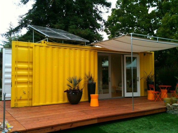 Simple Storage Container Homes ~ Http://lovelybuilding.com/advantages Of