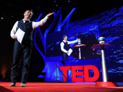 Chris Anderson livetweets: What makes an outstanding TED Talk? What are the challenges ahead for TED? And more…