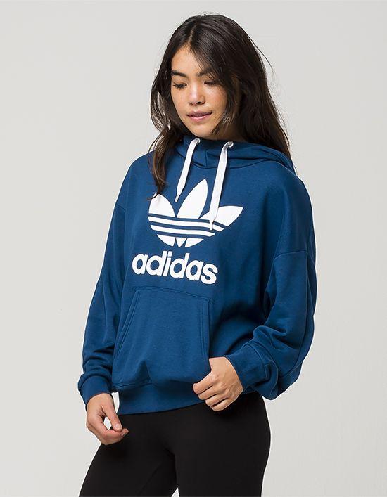 ADIDAS Trefoil Womens Hoodie 286264251 | Sweatshirts & Hoodies