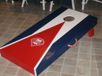 custom cornhole boards google search - Cornhole Design Ideas