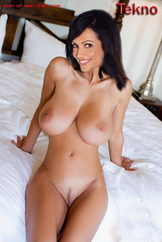 Something is. Denise milani naked teacher