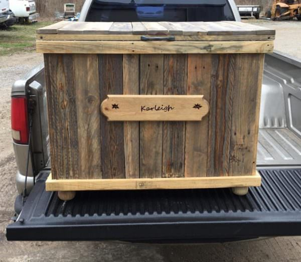 25 best ideas about pallet toy boxes on pinterest pallet designs pallet crafts and pallet ideas. Black Bedroom Furniture Sets. Home Design Ideas