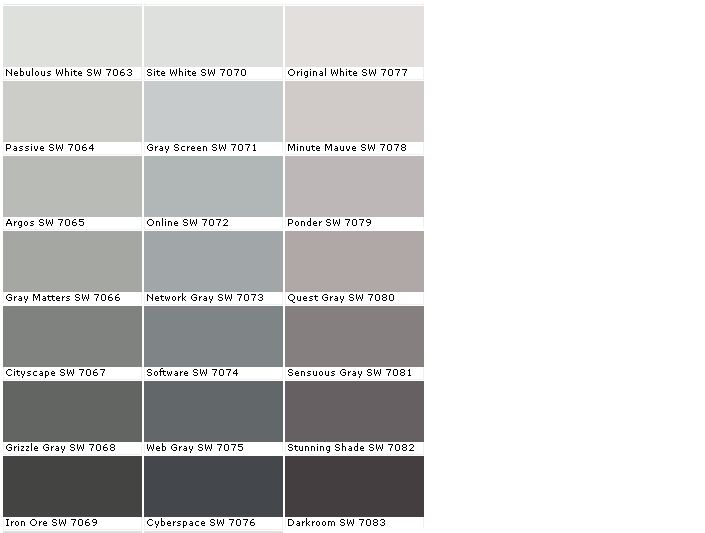 25 best ideas about Paint Charts – Sample General Color Chart