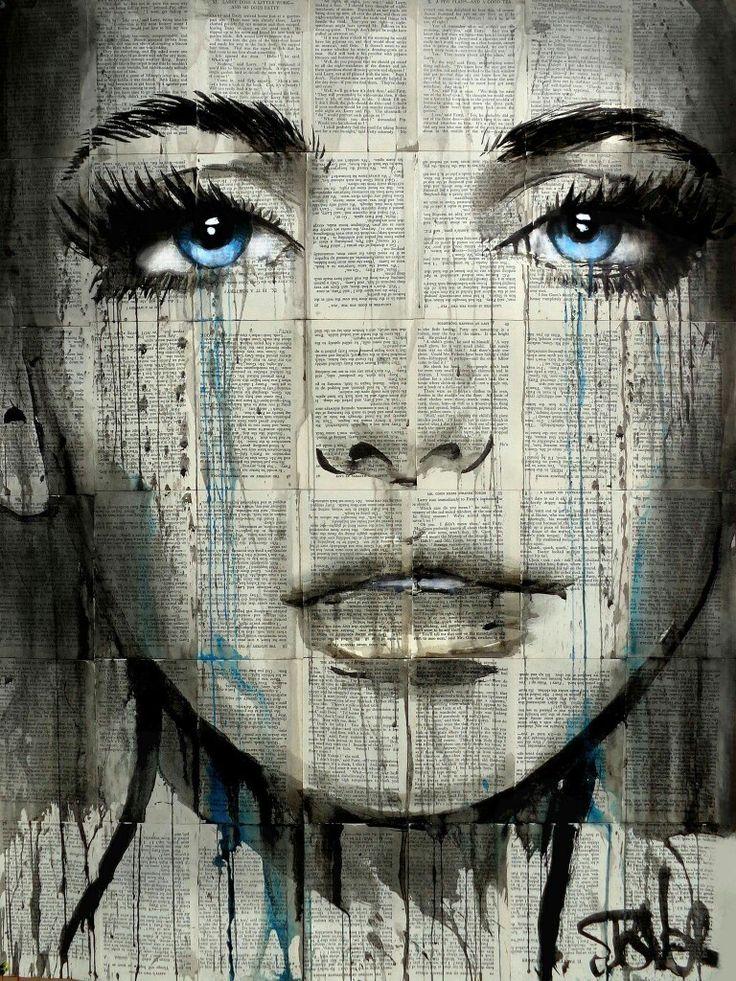 Blue Instinct...Loui Jover