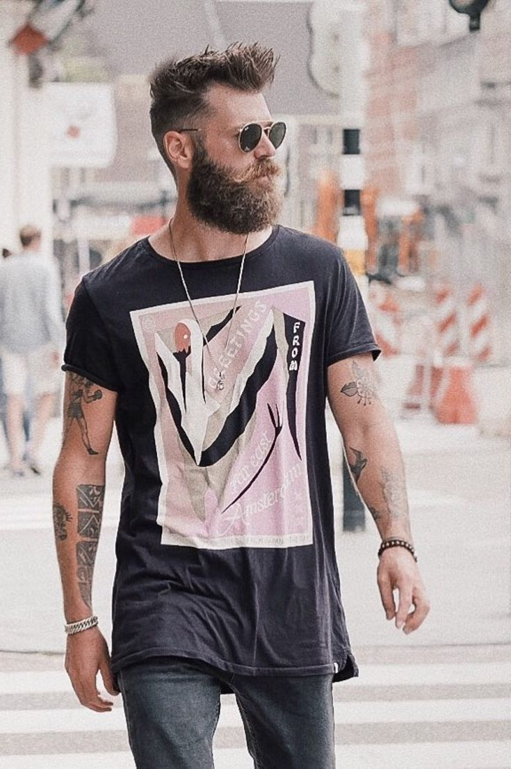 Herren Sommer Outfits: 50 Tage Outfit Ideen wie Prominente