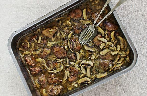 Puha, szaftos hagymás csirkemáj: hidegen is nagyon finom | femina.hu