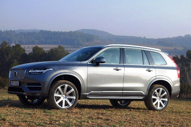 Best Crossover SUV with Third Row Seating - 2016 Volvo XC90