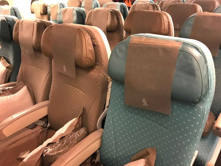 Singapore Airlines review, Delhi to Singapore