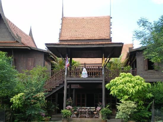 1000 Images About Thai House On Pinterest