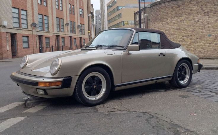 ideas about 1986 Porsche 911 on Pinterest | Singer porsche, Porsche ...