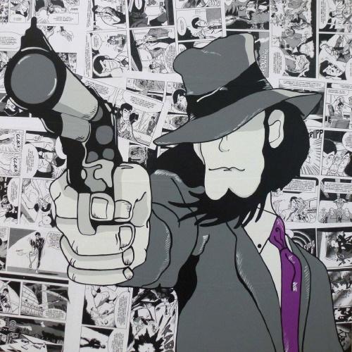 Serie Lupin Jigen