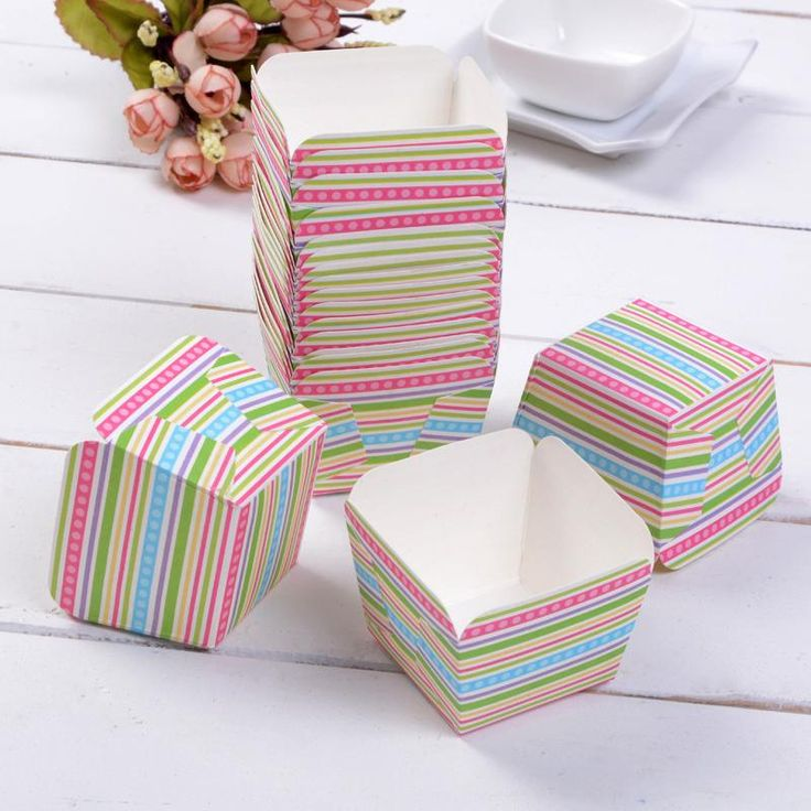 cPaper Cupcakes Of Square Cake Mold Large Hard Muffin Cups Paper Cake Cup Liners Baking Cup Resistance To From Dandan_smile, $21.99 | Dhgate.Com