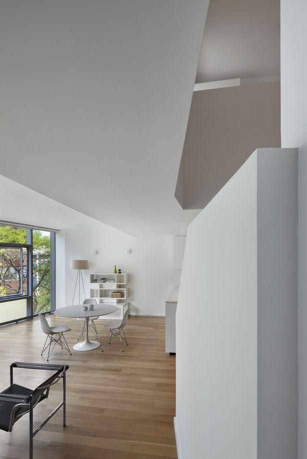 11 best Portails, bardages, stores images on Pinterest Arbors - dalle beton interieur maison