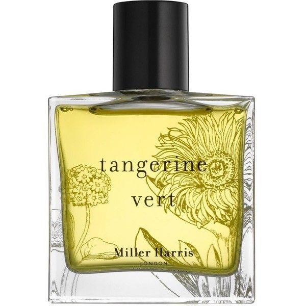 MILLER HARRIS Tangerine Vert eau de parfum 50ml (105 CAD) ❤ liked on Polyvore featuring beauty products, fragrance, beauty, perfume, makeup, edp perfume, perfume fragrance, eau de parfum perfume, parfum fragrance and miller harris perfume