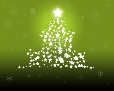 Weihnachtsbaum (modern)