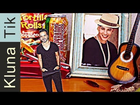 Take a look at my video, folks👇 Luis Fonsi - Despacito ft. Daddy Yankee! ASMR Eating Sounds! https://youtube.com/watch?v=cVUunptL8Zw