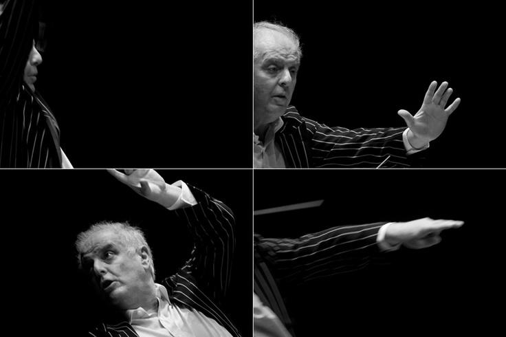 © Marco Anelli - The Gestures of the Spirit. Daniel Barenboin Giuseppe Verdi – Messa da Requiem for Soloists, Chorus and Orchestra