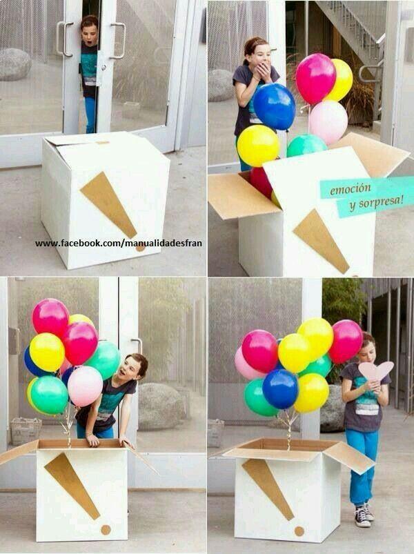 #caja #sorpresa